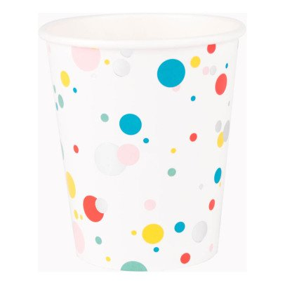 My Little Day Bubble Paper Cups - Set of 8-listing