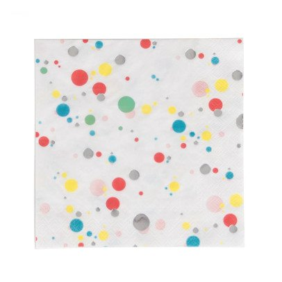 My Little Day Bubble Paper Napkins - Set of 16-listing
