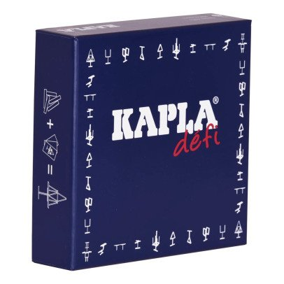 Kapla Challenge Set - 16 planks and cards-listing