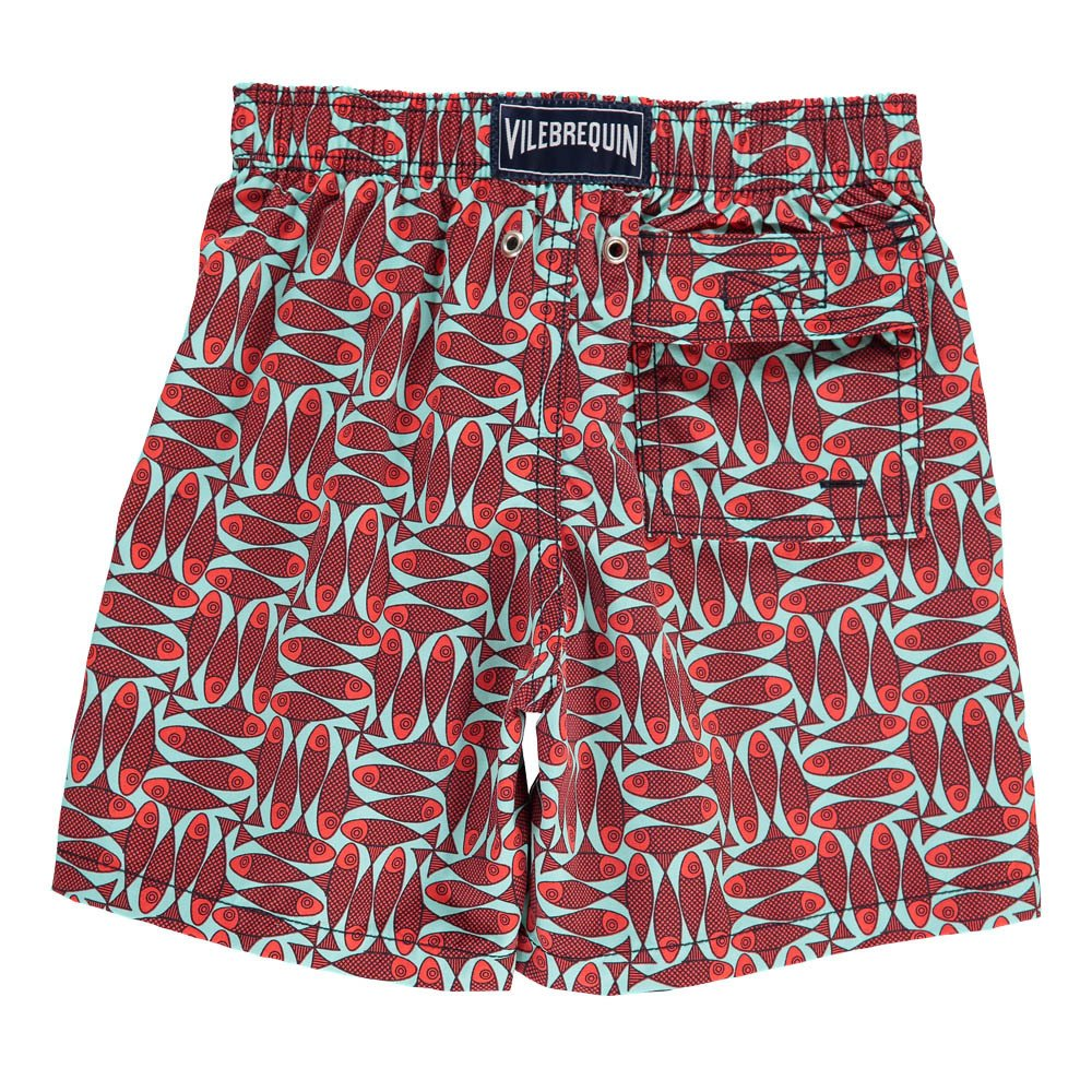 Short de Bain Poissons Damier-product