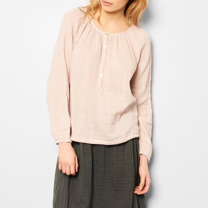 Numero 74 Naia Blouse - Teen and Women's Collection Powder pink-listing