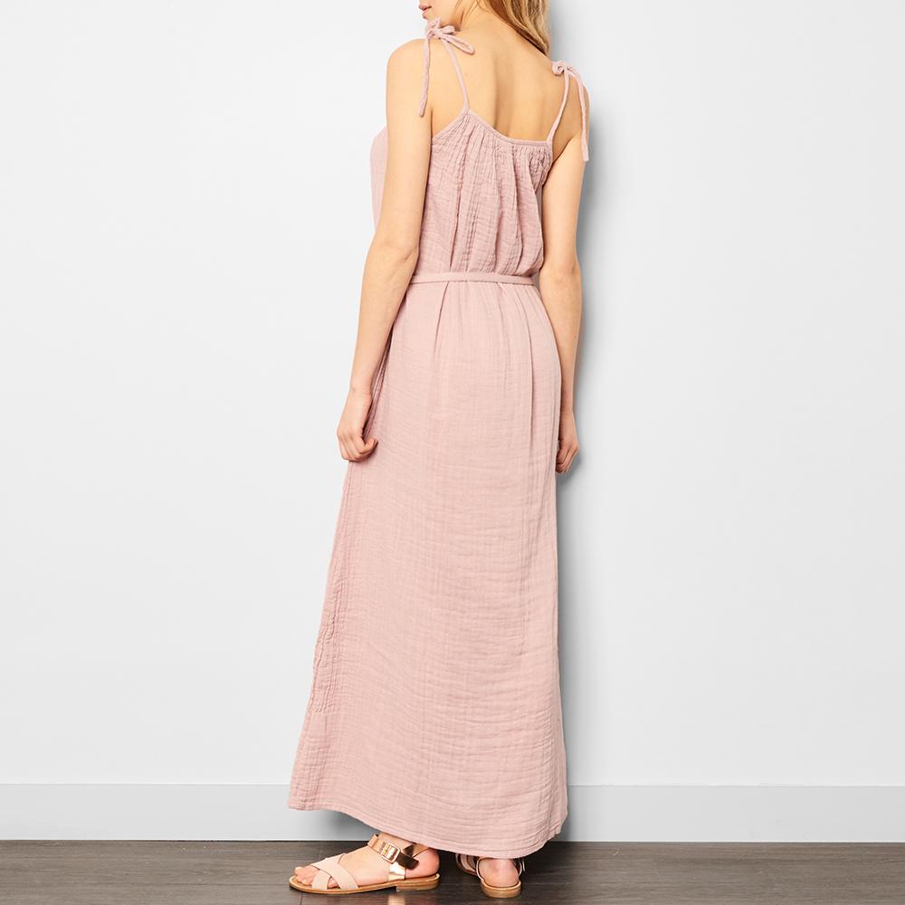 Tuto robe longue facile fille