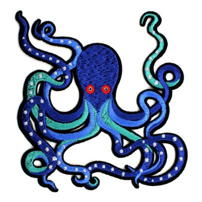 Macon & Lesquoy Octopus Badge-listing