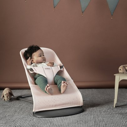 BabyBjörn Bliss Net Baby Bouncer-listing