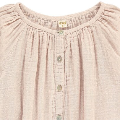 Numero 74 Naia Long Sleeve Blouse Powder pink-listing