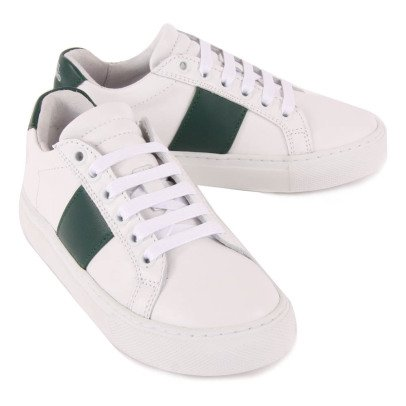 National Standard Sneakers Lacci Edition 4 Verdi-listing