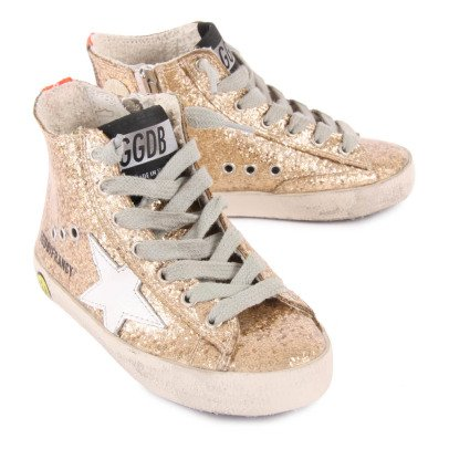 Golden Goose Deluxe Brand Sneakers Lacci Zip Paiellette-listing