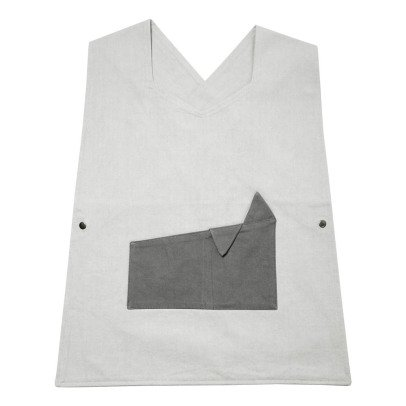 Fabelab Organic Cotton Cat Japanese Apron-listing