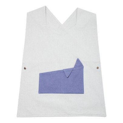 Fabelab Organic Cotton Pirate Japanese Apron-listing