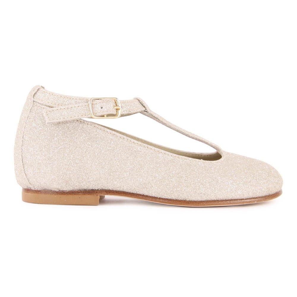 Sale - Glitter Rainbow Suede Loafers - Anniel Anniel Y5XGgR
