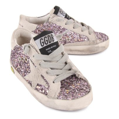 Golden Goose Deluxe Brand Sneakers Lacci Paillette-listing