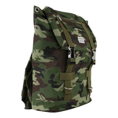 ARCH & LINE Camouflage Backpack-listing