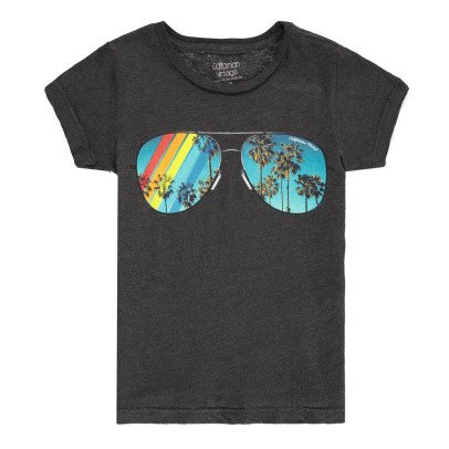 Californian Vintage Sunglasses T-Shirt-listing