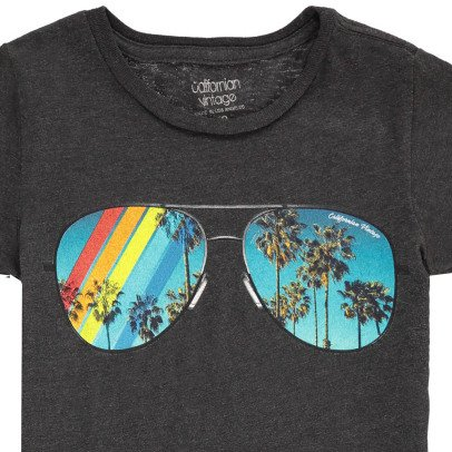 Californian Vintage T-Shirt Sunglasses-listing