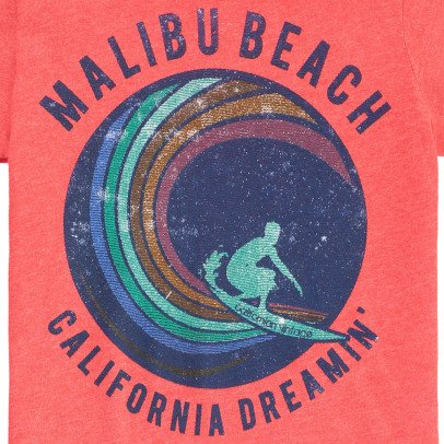 Californian Vintage T-shirt Surfeur-listing