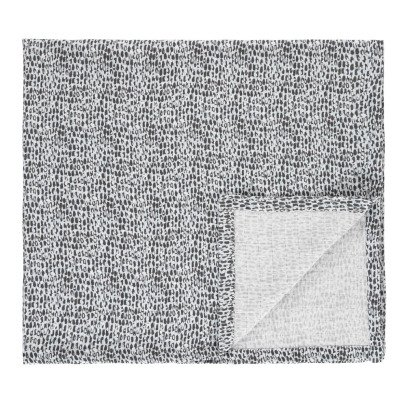 Moumout Cotton Muslin Polka Dot Swaddle 120x120cm-product