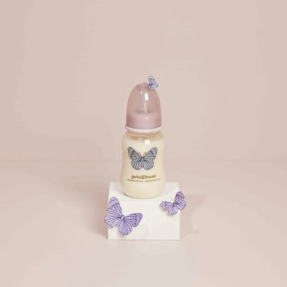 garbo&friends Baby Bottle 150ml - Butterflies-listing