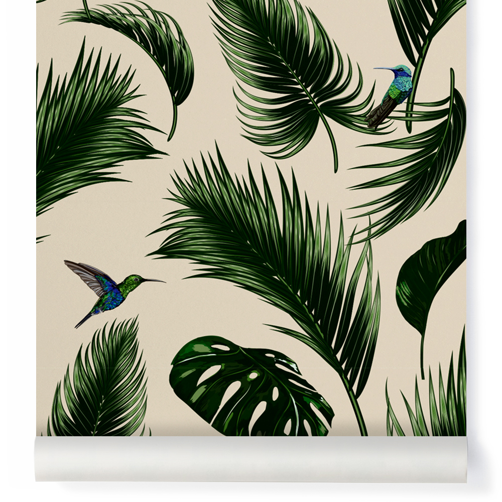 Papier-peint Jungle Traditional-product