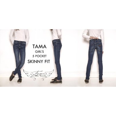 Finger in the nose Jeans-Hose Skinny Tama-listing