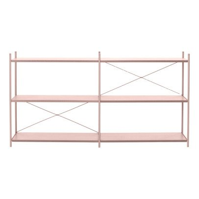 Ferm Living Punctual Low Metal Shelf-product