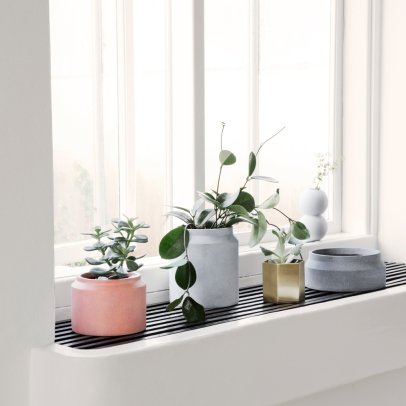 Ferm Living Pot hexagonal-product