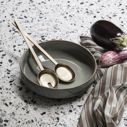 Ferm Living Fein Salad Serving Spoons-listing