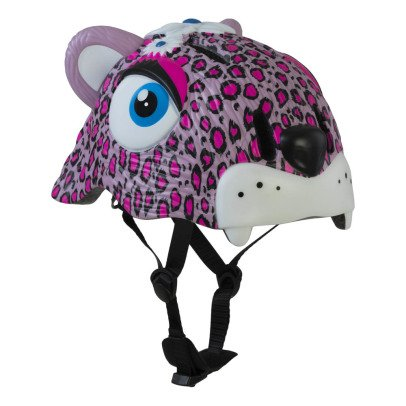 Crazy Safety Helm Leopard -listing