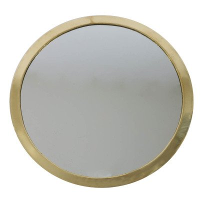 Smallable Home Miroir rond en métal-listing