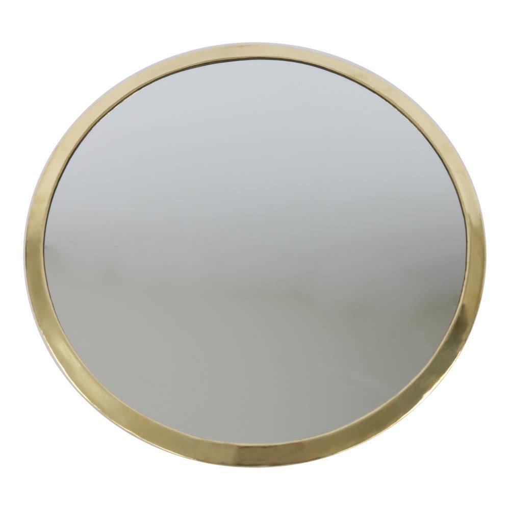 miroir rond en m tal dor cosydar design adulte. Black Bedroom Furniture Sets. Home Design Ideas