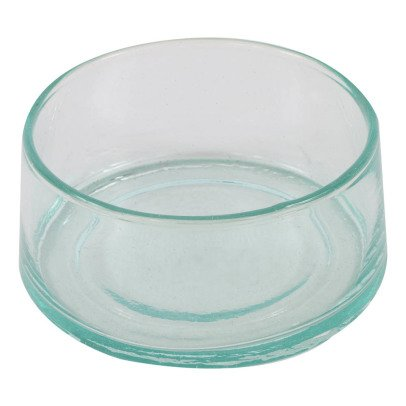 Smallable Home Round Mouth Blown Glass Salad Bowll-listing