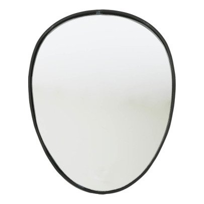 Smallable Home Wrought Iron Egg Mirror-listing