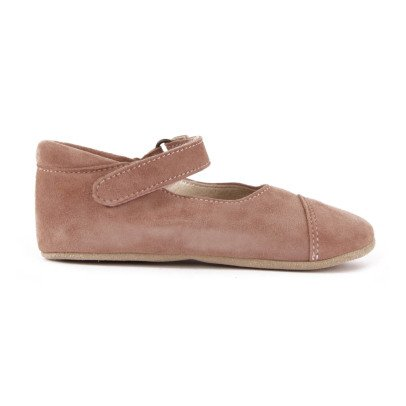 Petit Nord Pantofole Ballerine Scamosciate Scratch-listing