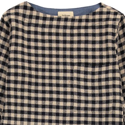 Bellerose Adoo Checked Dress-listing