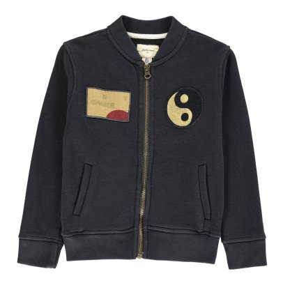 Bellerose Yin and Yang Vise Sweatshirt-listing