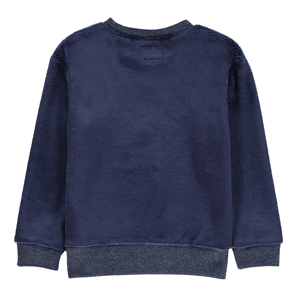 Anzi Lurex Collar Sweatshirt-product