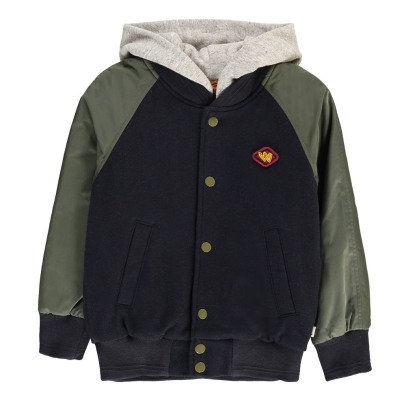 Bellerose Lupa Hooded Jacket-product