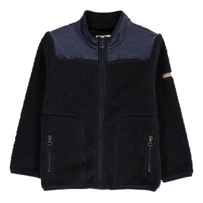 Bellerose Buzzi Faux Fur Fleece-listing