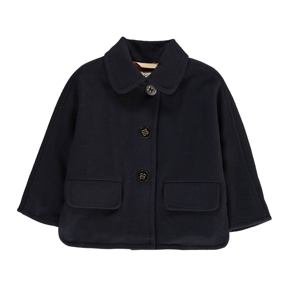 Lilin Checke Lined Coat-product