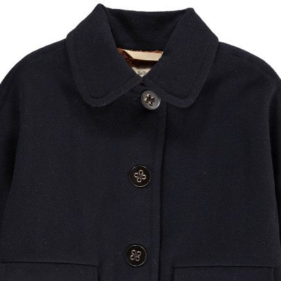 Bellerose Lilin Checke Lined Coat-product