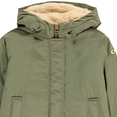Bellerose Linen Hooded Parka-product