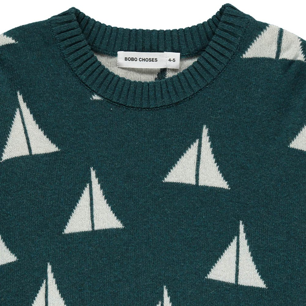 Boat Wool Jumper-product