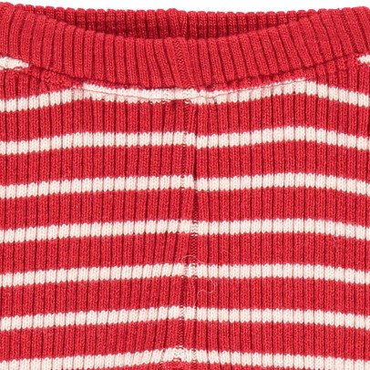 Bobo Choses Striped Knit Leggings-listing