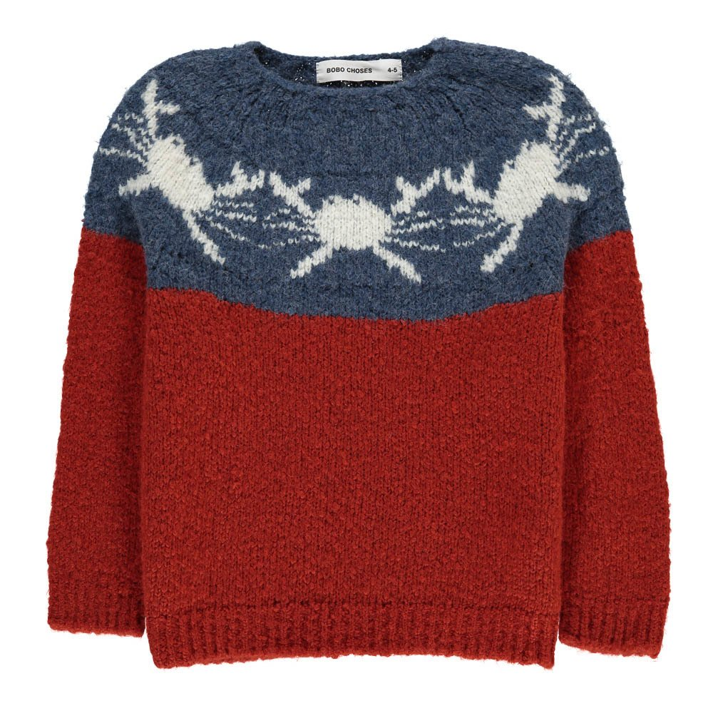 Crab Wool Jumper-product