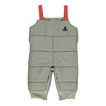 Bobo Choses Octopus Waterproof Dungaree-listing