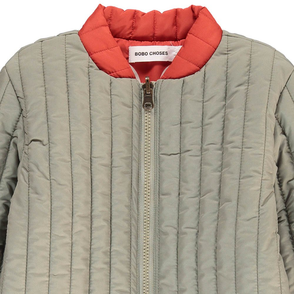 Waterproof Reversible Quilted Jacket-product
