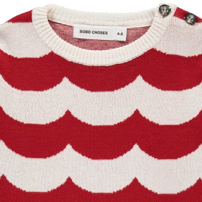 Bobo Choses Wave Jumper-product