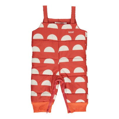 Bobo Choses Crests Waterproof Dungarees-listing