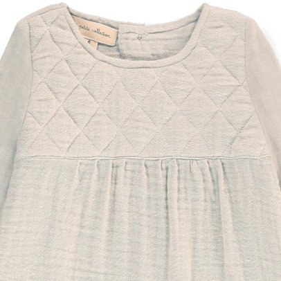 Lab - La Petite Collection Cotton Gauze Quilted Dress-listing