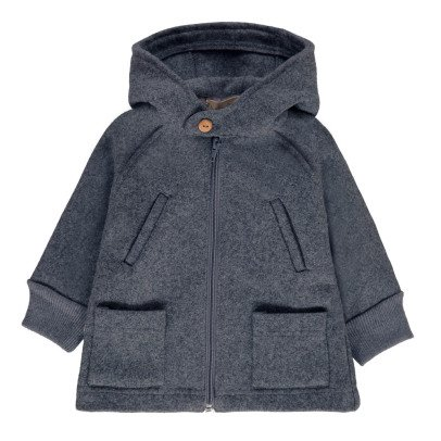 Lab - La Petite Collection Pilot Wool Coat-listing