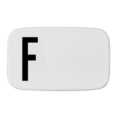 Design Letters Lunch-box - F-product